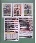2005 Topps Buffalo Bills Football Set  - $3.99