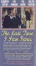 Last Time I Saw Paris Vhs  image 2