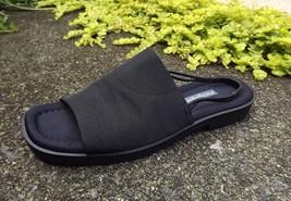 Womens Easy Spirit Abels Black Sandal Slingback Shoe Casual Size 8 N  - $42.99 CAD