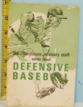 1964 MacGregor Advisory Staff Writes About Defensive Baseball Book STARS... - $9.85