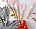 Silicone Cooking Utensils Set (Heat Resistant and Non-Stick KitchenWare) - €31,02 EUR