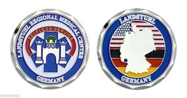 "LANDSTUHL GERMANY REGIONAL MEDICAL CENTER SELFLESS SERVICE 1.75""  CHALLE... - $16.24"