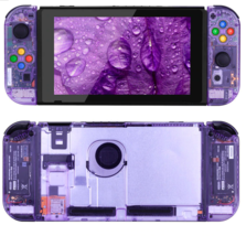 Replacement Housing Shell Case for Nintend Switch NS Controller Joy-Con ... - $67.49 CAD