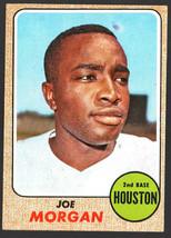 1968 Topps #144 Joe Morgan (HOF) Houston Nice! - $7.85