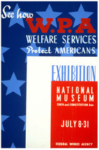 American Museum Art POSTER.Home wall.Vintage School Decor.348i - $10.89+