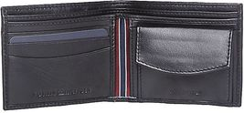 Tommy Hilfiger Men's Premium Coin Pouch Credit Card ID Wallet & Valet 31TL25X020 image 5