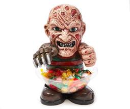 A Nightmare on Elm Street Freddy Halloween Candy Bowl Prop - $60.43
