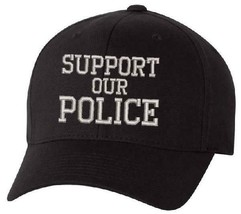 Support our Police Embroidered Hat - Various hat options available LEO Hat - $19.99