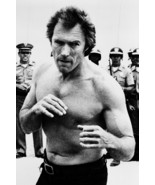 Clint Eastwood Every Which Way But Loose Hunky Bw 24x18 Poster - $23.99