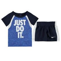 Nike Just Do It Été Ensemble Nourrisson Enfants T-Shirt & Court Ensemble... - $27.59