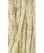 Roasted Marshmallow (7057) 6 strand hand-dyed cotton floss Gentle Art Sa... - $2.15