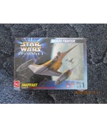 AMT Star Wars Episode I Naboo Fighter 1/48 scale - $29.99