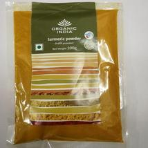 Organic India - Turmeric Powder 100g Pack of 5 ( 500g) - $210.00