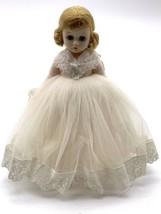 """Vintage 1950s Madame Alexander """"MME ALEXANDER"""" Cissette 9"""" Doll  Formal ... - $225.72"""