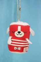 San-X Dry cell battery Dog Plush Doll Keychain Charms E - $19.99
