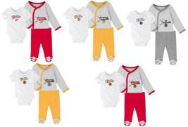 NHL Infant Future Champ 3-Piece Bodysuit Pants Set Newborn Baby Boy's Hockey