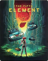 The Fifth Element Steelbook [Blu-ray]
