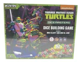 Teenage Mutant Ninja Turtles Dice Masters Box Set Dicemasters WZK 72222 New - $18.92