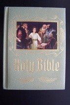 Holy Bible, Catholic Heirloom Edition Leather Bound 1984-85 Edition - $20.09