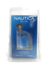 Nautica Men's Eau De Toilette Cologne Spray Coty Blue 0.5 Fl Oz NEW Sealed - $10.88
