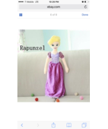"""Rapunzel plush 23"""" inches- Princess for Girls -Brand New without Tags Ed... - $32.99"""