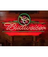 """Pre-Prohibition Neon Budweiser Sign*Authentic*46"""" x 31"""" x 5""""*Taking Offers  - £1,954.04 GBP"""