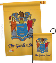 New Jersey - Impressions Decorative Flags Set S108086-BO - $57.97