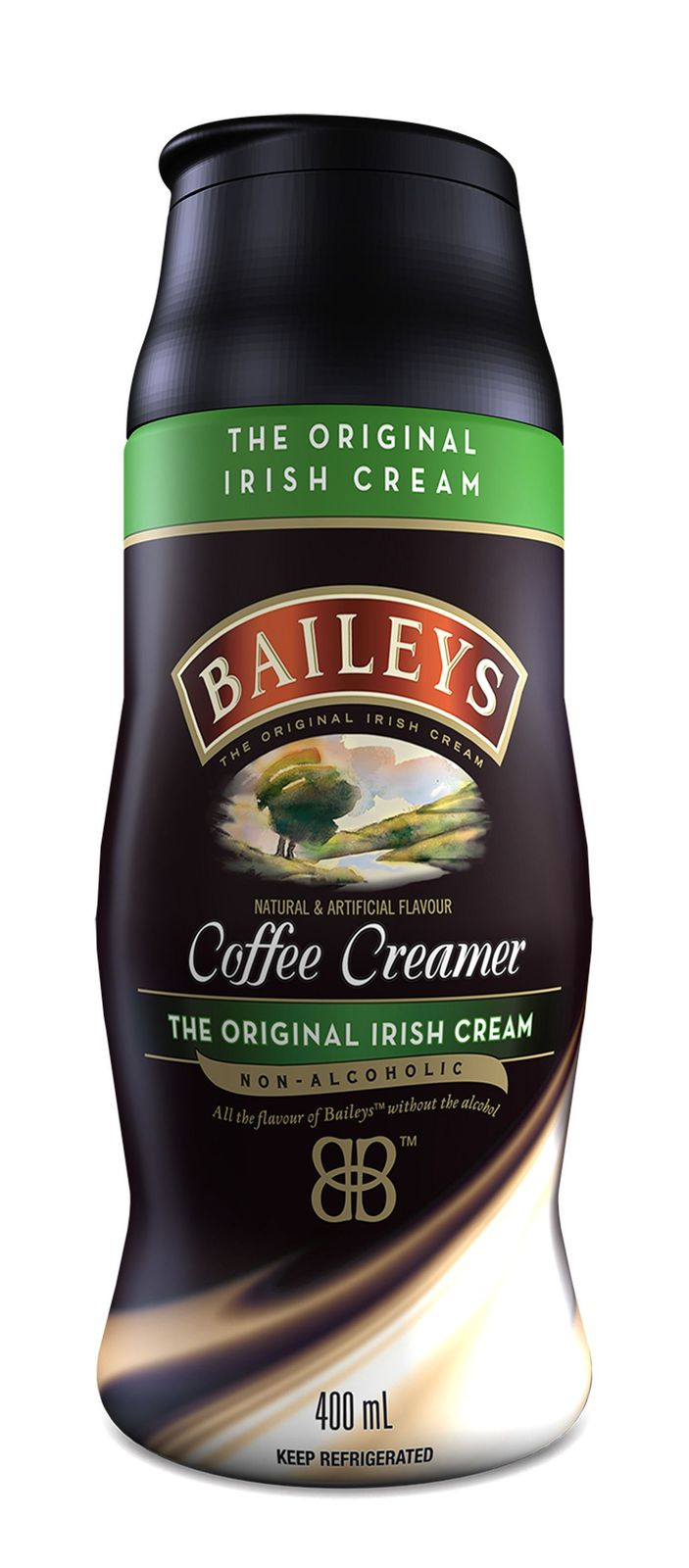 Baileys Irish Cream Coffee Creamer non-alcoholic 4 x 400ml