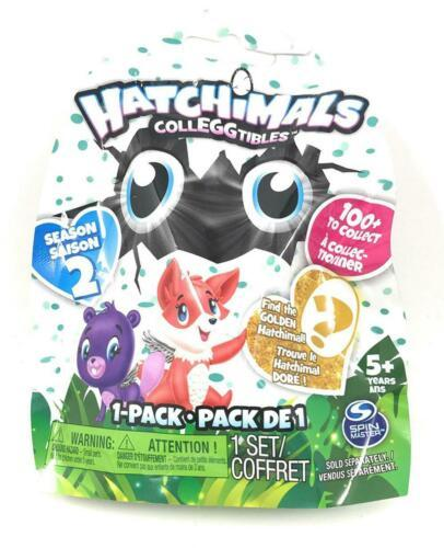 Hatchimals Colleggtibles Season 2 Set Find The Golden Hatchimal, 1 4-Pack...
