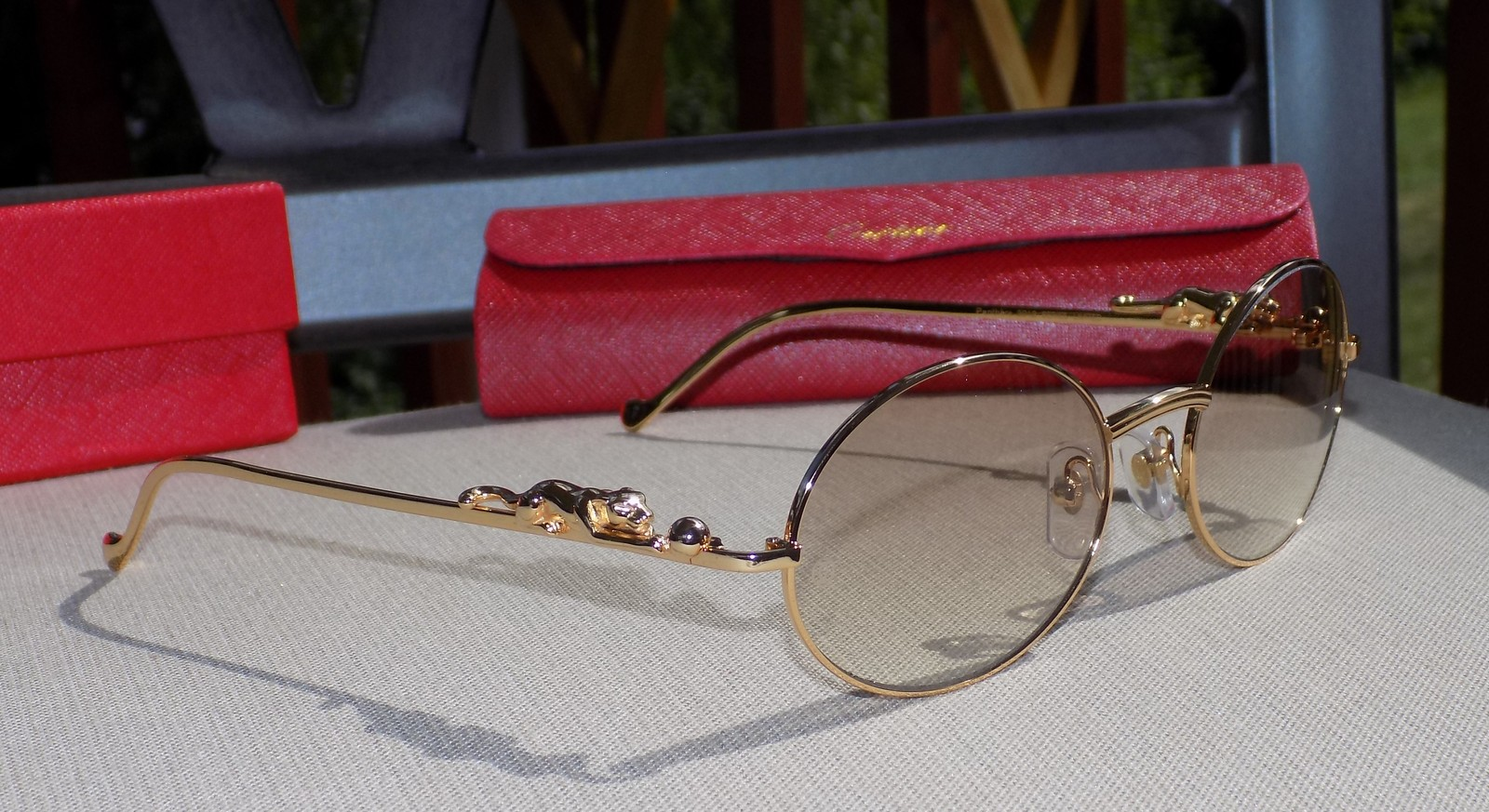 d3a884564f Cartier Custom Panther Series 2012 Oval Lens and 10 similar items