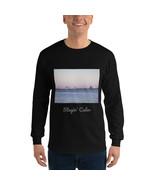 Stayin' Calm Men's Long Sleeve Shirt - $11.25+