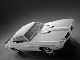 1970 Pontiac GTO Judge l POSTER | 24 x 36 INCH | muscle car |  - $18.99
