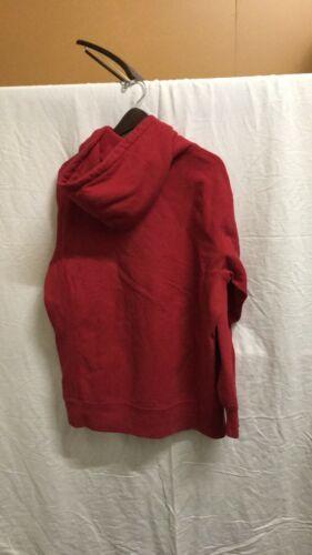 Supreme Red Hoodie Sweatshirt Men's Size XL