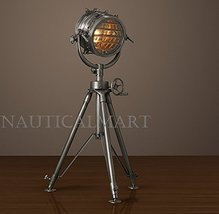 NauticalMart Royal Master Sea Light Tripod Floor Lamp  - $1,299.00