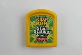 Fisher-Price Kidz Bop Star Station Mega Hits ~ Cartridge Only - $1.95