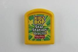 Fisher-Price Kidz Bop Star Station Mega Hits ~ Cartridge Only - $1.95