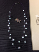 Honora Freshwater Cultured Pearl Double Strand ... - $27.90