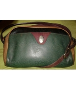 Vintage GV Leather Crossbody Shoulder Bag Purse Columbia See Description  - $11.00