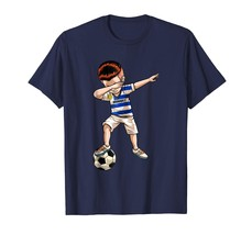 Brother Shirts - Dabbing Soccer Boy Uruguay Jersey Shirt - Football Tee Gift Men - $19.95+