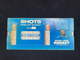 Vintage 1969 Blue Line Hockey Board Game 3M Sports SHOTS Replacement Piece Part - $8.80