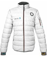 Musterbrand WHITE Portal Engineer Winter Water Repellent Jacket, US X-Large - $135.10