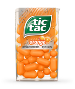 Tic Tac- Orange- 2Pk / 29g each - $4.20