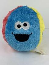 Sesame Place 2014 Rattle Plush Ball Elmo, Big Bird, Cookie Monster, Osca... - $24.74