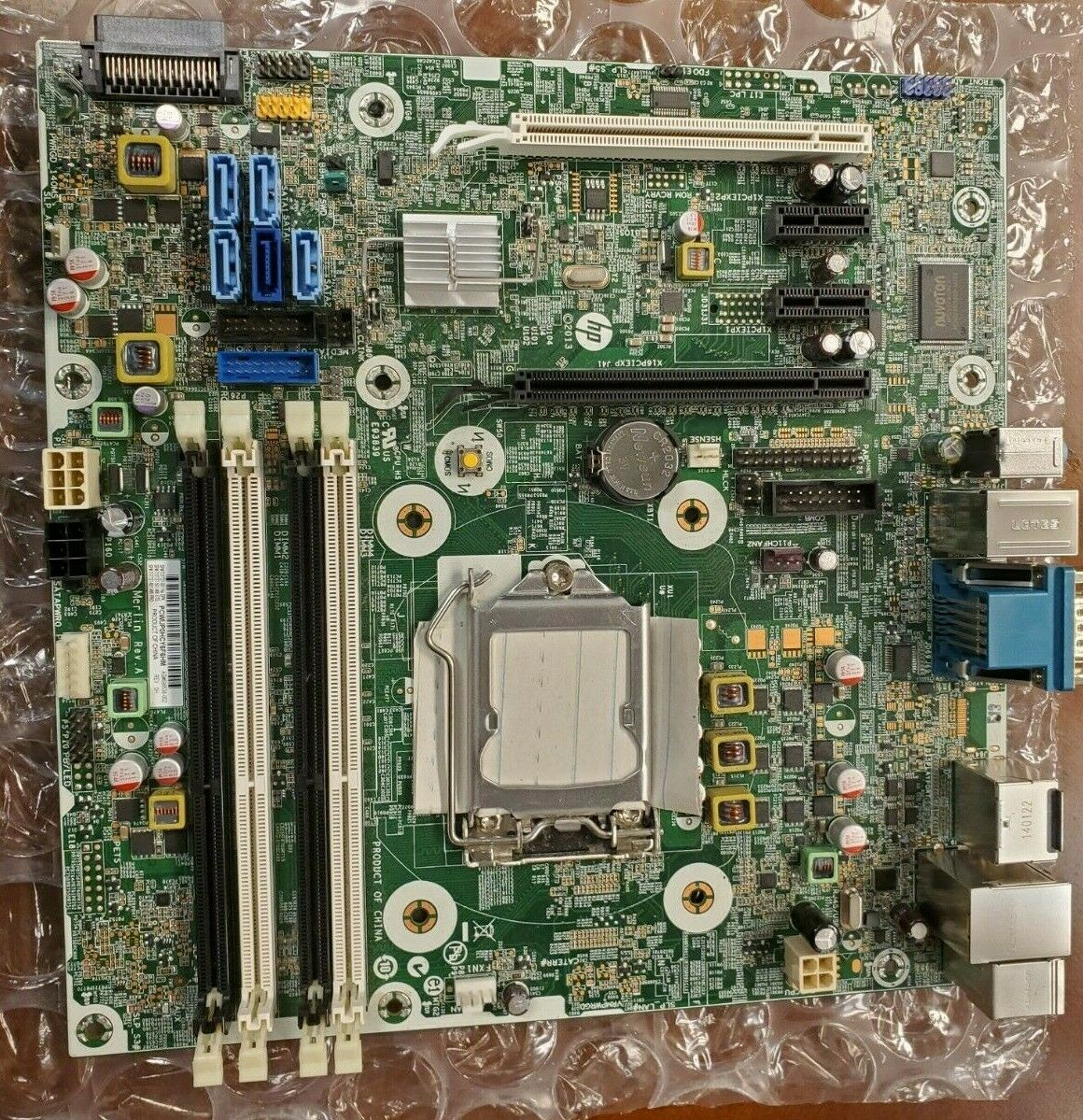 Primary image for HP EliteDesk 800 G1 Tower PC Motherboard 737727-001 737727-501/601 LGA1150 L-X