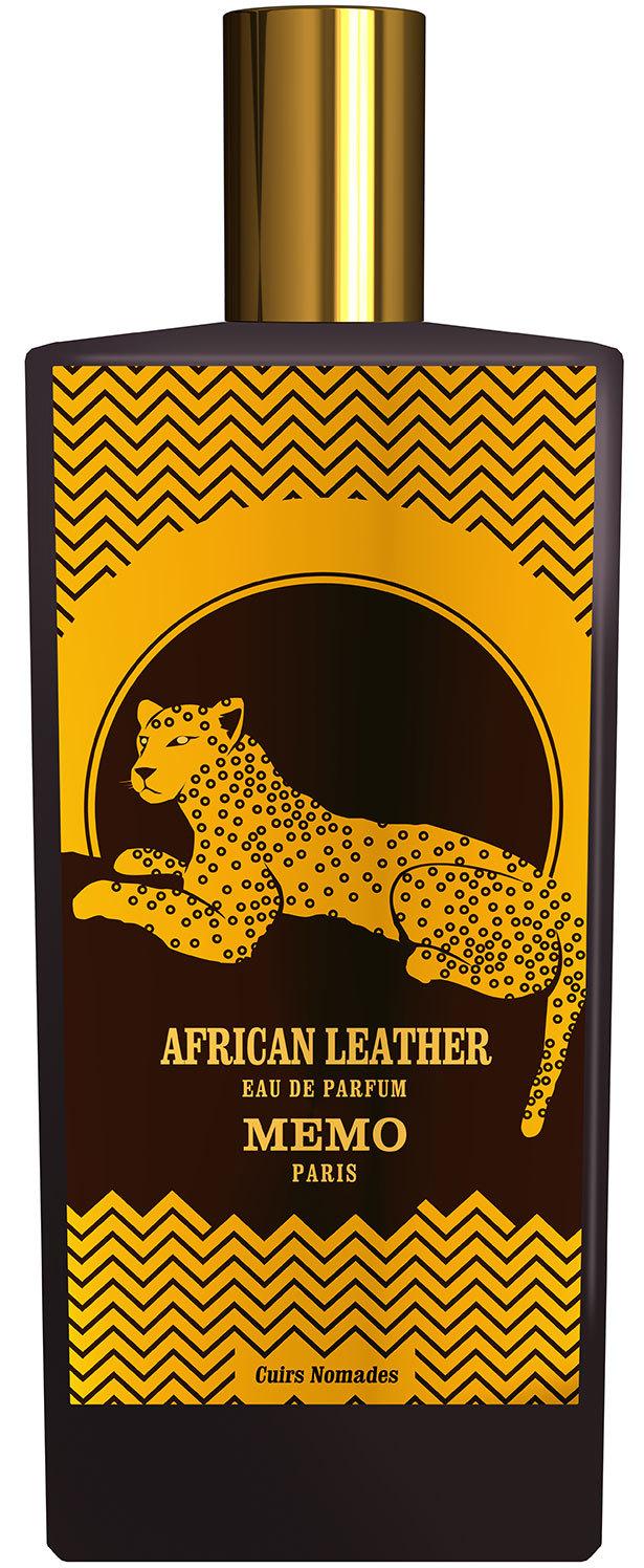 AFRICAN LEATHER by MEMO 5ml TRAVEL SPRAY Cumin Geranium Oud Vetiver Perfume