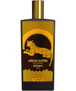 AFRICAN LEATHER by MEMO 5ml TRAVEL SPRAY Cumin Geranium Oud Vetiver Perfume - $17.00