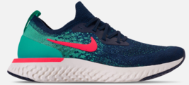 Nike Epic React Flyknit Size US 12 M (D) EU 46 Men's Running Shoes AR5413-400 image 2
