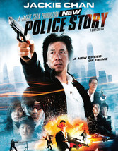 New Police Story (Blu Ray) (Ws/Eng/7.1 Dts-Hd)
