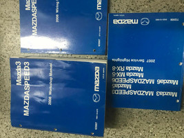2008 Mazda 3 MAZDA3 MAZDASPEEED3 Service Repair Shop Workshop Manual Set... - $168.20