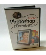 Adobe Photoshop Elements 3.0 CD + Serial for Windows 2000 XP - $12.81